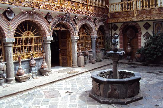 Cuzco, Perú: Casa colonial