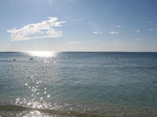 Barcelo Maya Tropical: ocean