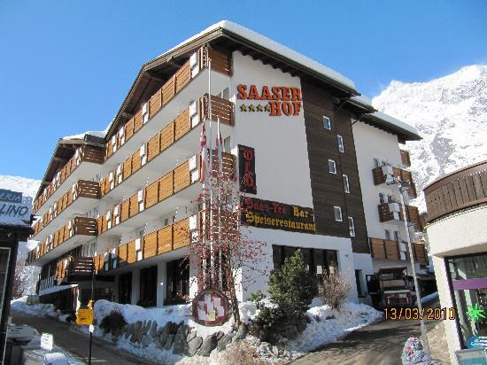 Hotel Saaserhof: Lovely Hotel
