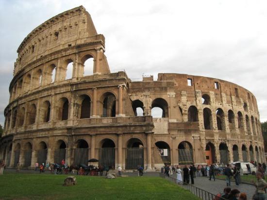 Bilde fra Roma