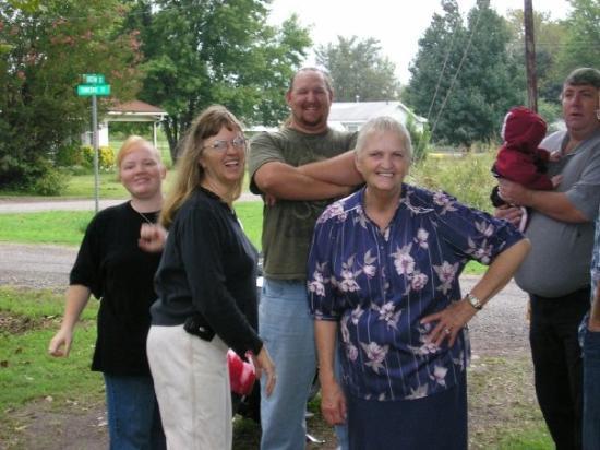 Bokoshe, OK: My Oklahoma family.