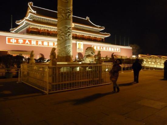 Tiananmen Square (Tiananmen Guangchang): Tiananmen Sq