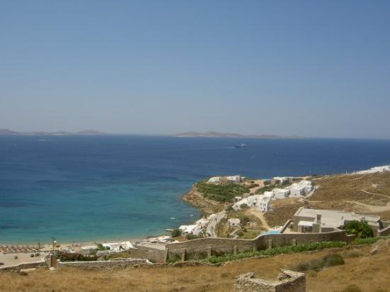 Bilde fra Mykonos