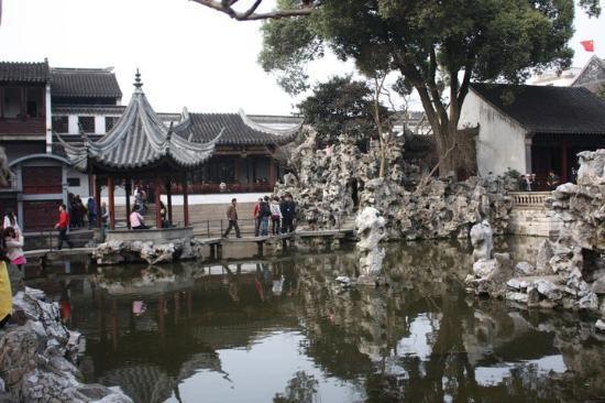 Lion Forest Garden: Suzhou, China