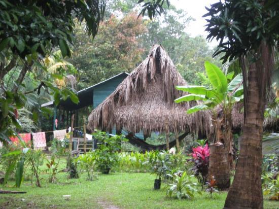 La Ceiba, Honduras: Finca el Cayo