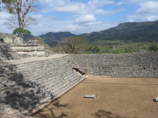 Copán-ruinene: Ruinas de Copán