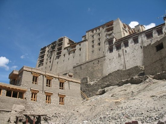 ‪Leh Royal Palace‬