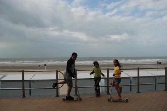 Bilde fra Ostend