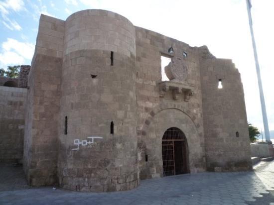 Aqaba Castle - the original fort