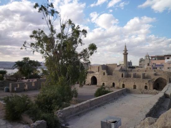 Aqaba, Jordan: Overview of the castle