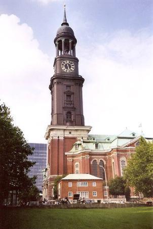 """Church of St. Michael: El """"Michel"""", o más bien de San Miguel, es una de las iglesias barrocas más bellas del norte de A"""