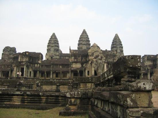 Angkor Wat: A more familiar view of Angkor
