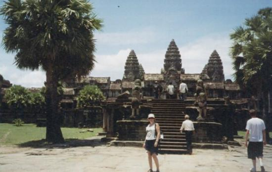 Angkor Wat: Ankorwat