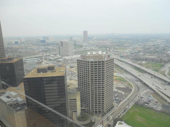 Dallas, TX: Από τον 34ο όροφο του Sheraton