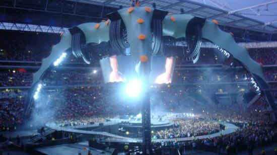 Bilde fra Wembley Stadium
