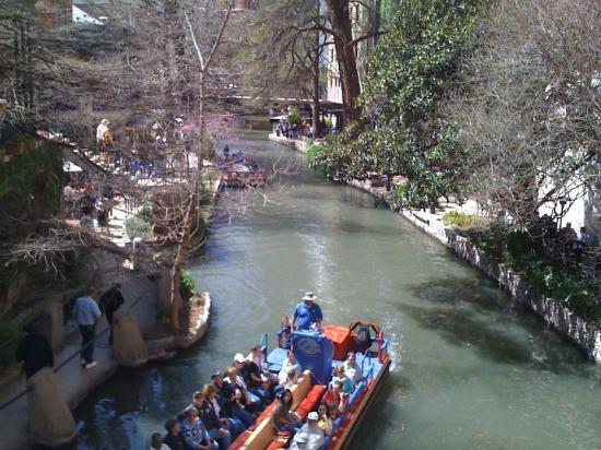 River Walk: The Riverwalk, downtown San Antonio (Texas)