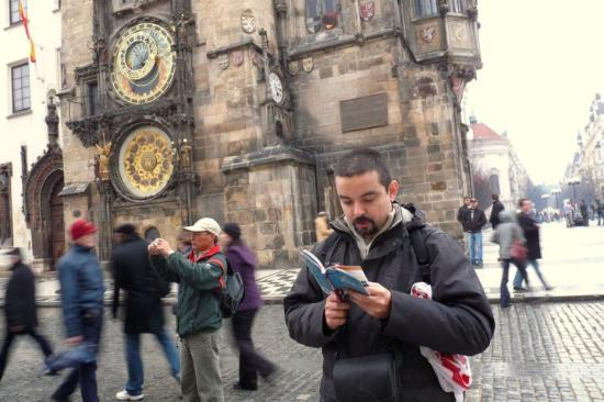 Old Town Hall and Astronomical Clock: República Checa -  Praga Staromeste Namesti Reloj Astonómico