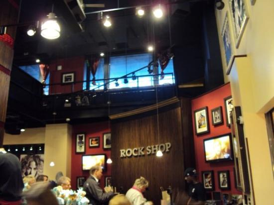 Hard Rock Cafe: Hard Rock Cafè