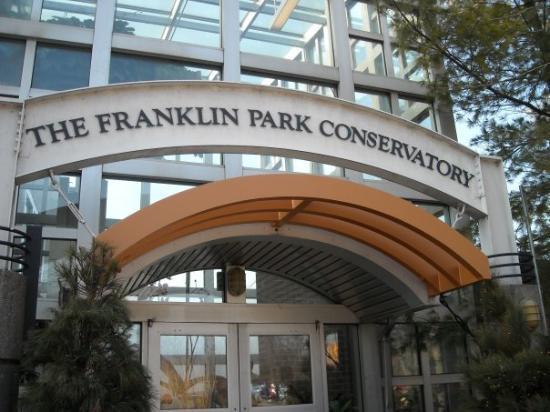 Bilde fra Franklin Park Conservatory and Botanical Gardens