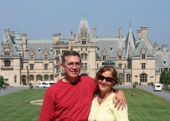Me and my Sweetheart at Biltmore