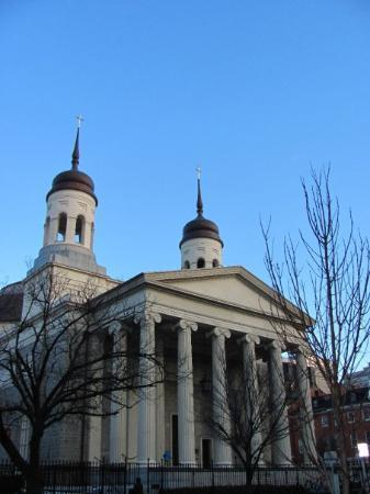 Baltimore Basilica - America's first cathedral