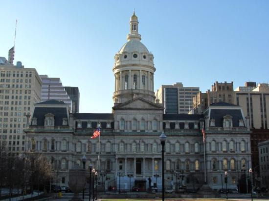 Baltimore, MD: City Hall