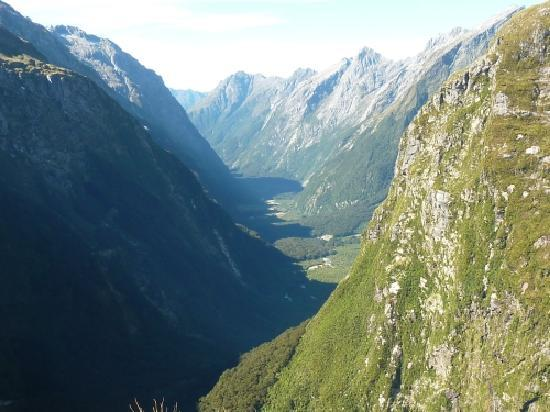 Ultimate Hikes: Only one glimpse of the spectacular views on the walk
