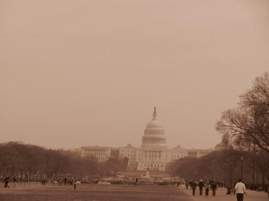 Kjøpesenteret: Capitol building