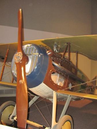 Det nasjonale luft- og rommuseet: National Air and Space Museum