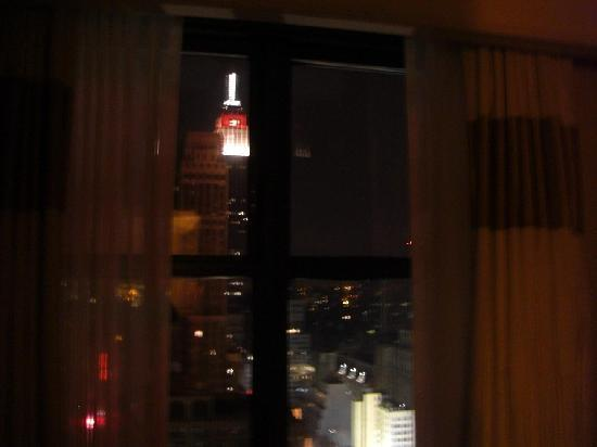 The New Yorker A Wyndham Hotel: View Room 4009
