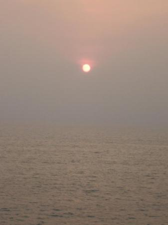 Бекал, Индия: Sunset at Bekal Fort