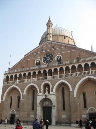 Bilde fra Basilica di Sant'Antonio