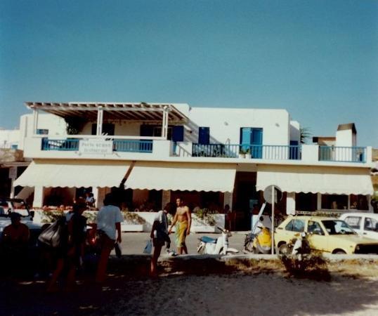 July 1997 Mykonos Island, Greece