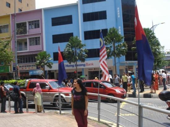 Johor Bahru, Malaysia: uff cok sicakti :S