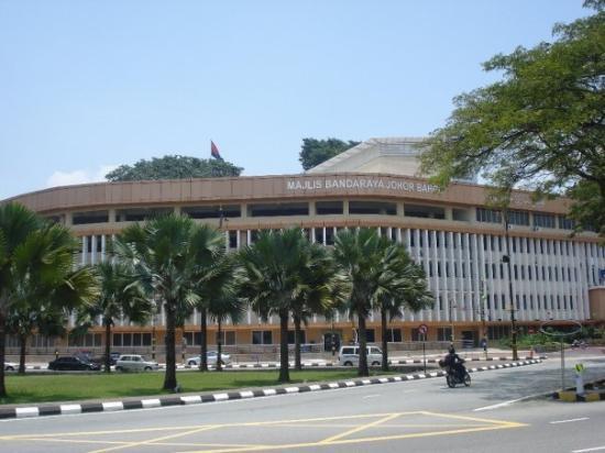Johor Bahru Majlis ( meclis ) Binasi