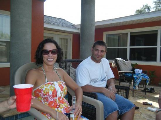 Indialantic, FL: Mike and Anne my bff!!!