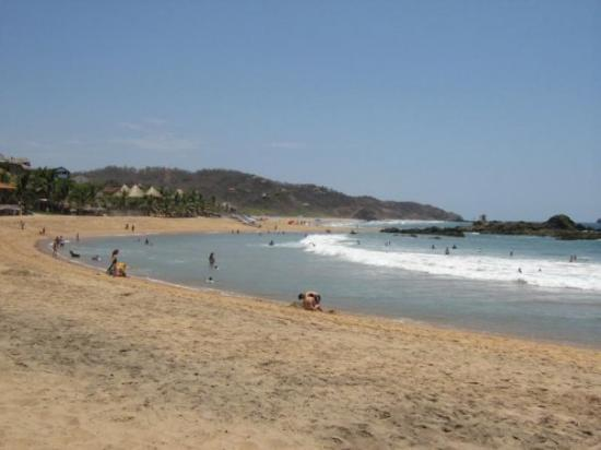 how to get to mazunte mexico