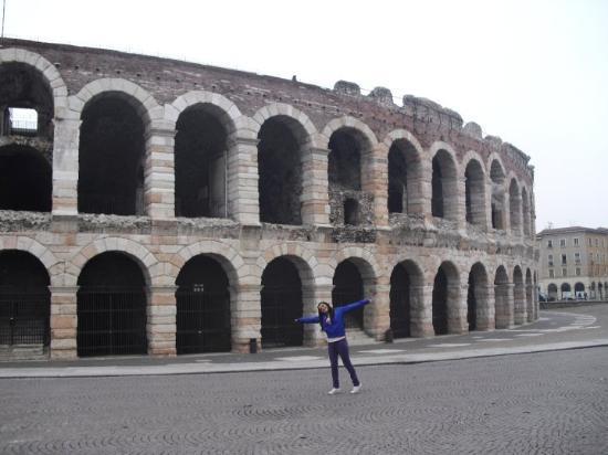 Verona, Italia: Gladyator filminin cekildigi yer