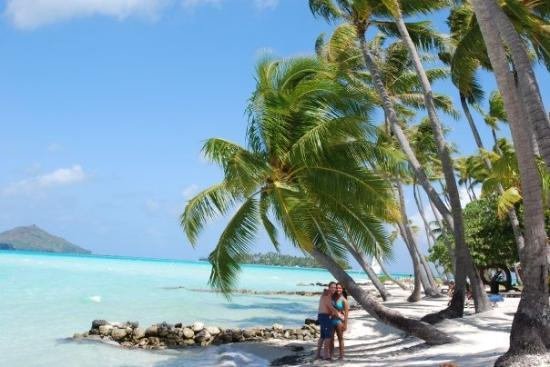 Bora Bora- This shot is seen in so many calenders and even one of microsoft's background images