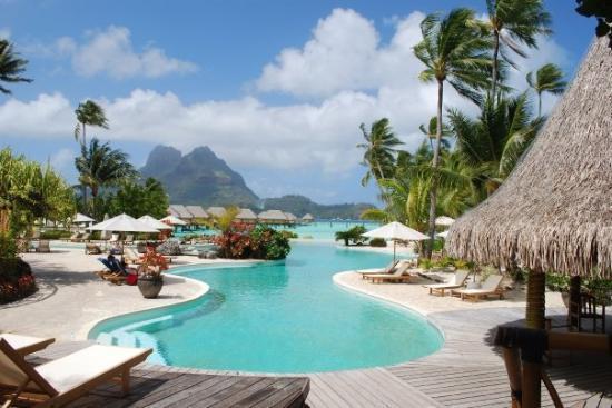 Bora Bora- Just incredible!
