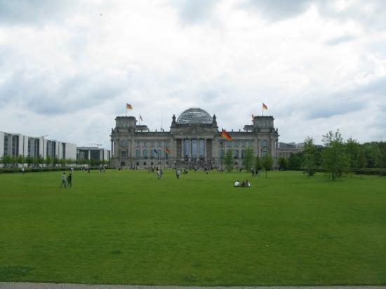 Bilde fra Deutscher Bundestag