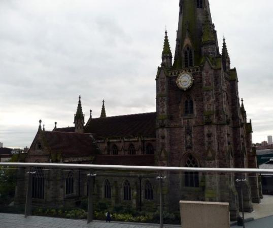 Bilde fra Birmingham