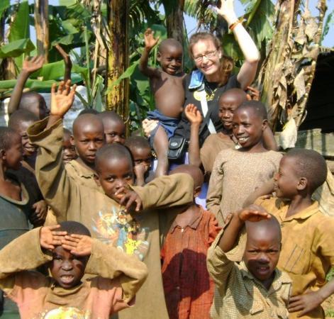 Kibuye, Rwanda: Everyone say HI....