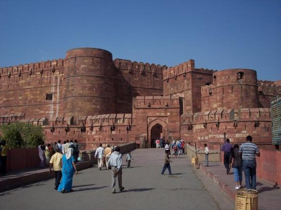 Agra Fort: Red Fort