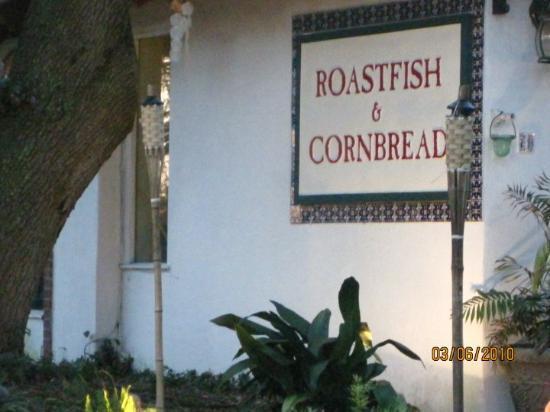 Chef David's Roastfish & Cornbread: This restaurant was THE BOMB in Hilton Head, South Carolina