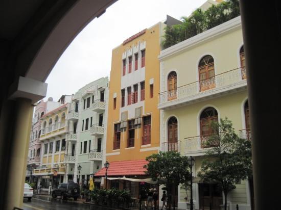 Old San Juan: San Juan