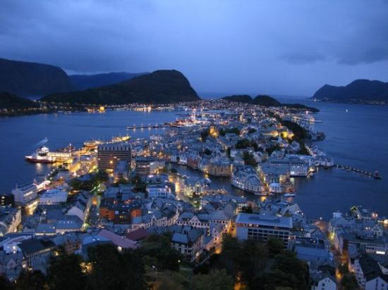Alesund, Norway: Jean-Yves' pictures