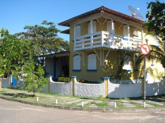 Guarapari, ES: Nossa casa de praia, uma pena que essa possa ter sido a ultima vez que eu vejo essa casa de pe.