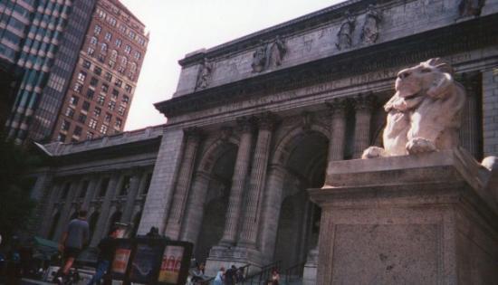 Bilde fra New York Public Library