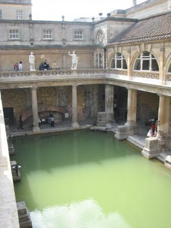 Museum for romerske bad: Roman Baths-1